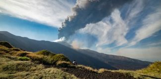 Etna vulkanı