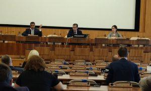 UNESCO: Şərqi Avropa dövlətlərindən ibarət II Seçki Qrupuna Azərbaycanın sədrliyi başlayıb