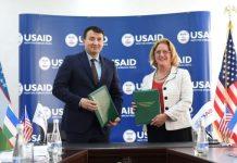 ABŞ-ın Beynəlxalq İnkişaf Agentliyi Özbəkistana 18,9 milyon dollar ayırıb