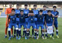 19 yaşadək futbolçulardan ibarət Azərbaycan milli komandası
