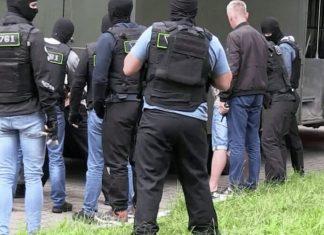 Belarusda terror aktları ilə əlaqədar 20 nəfər saxlanılıb