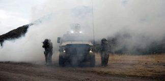 Laçın rayonunda keçirilən Azərbaycan-Türkiyə birgə təlimi başa çatıb