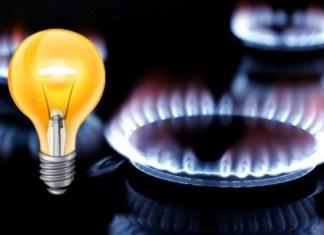 elektrik enerjisi və təbii qaz