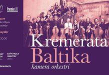 """""""Kremerata Baltika"""" kamera orkestri"""
