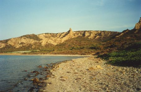 Ata-Gallipoli - The Beach at Anzac Cove