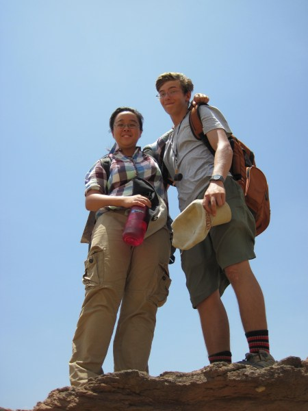 Best buddies- Sam and Dylan