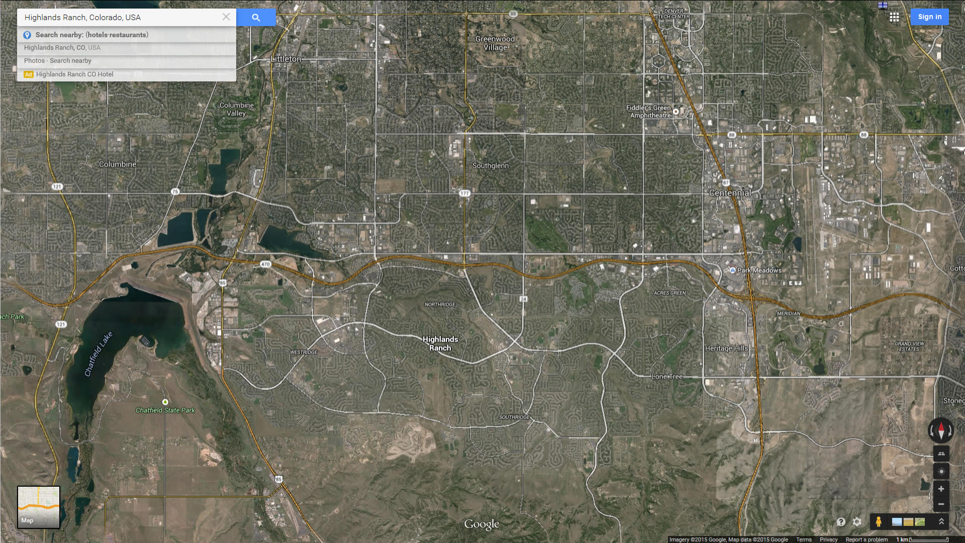 Highlands Ranch Colorado Map Related Highlands Ranch Colorado Maps and Highlands Ranch Colorado  Satellite Images