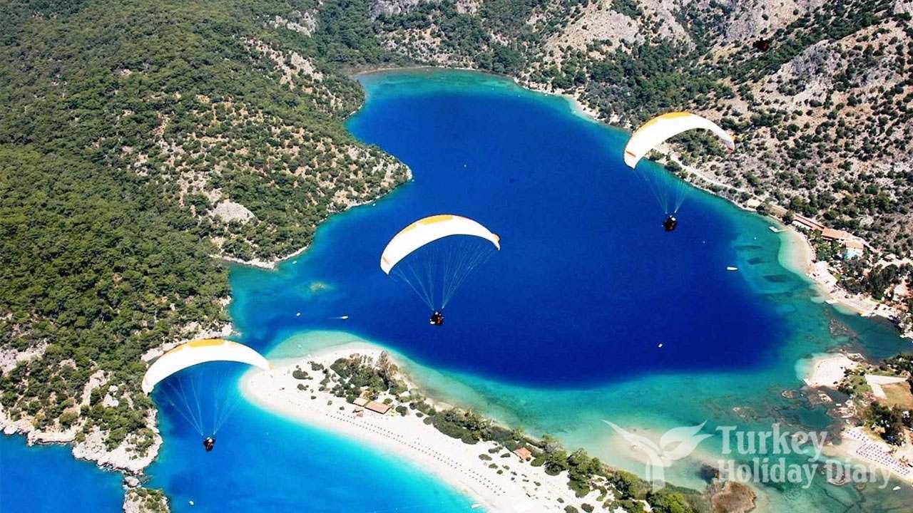 Nature Wonder Oludeniz Dead Sea Holiday In Turkey 2018
