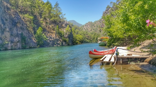 Discover The Secrets Of Akkaya Valley Near Dalaman