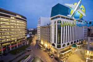 فندق النخبه العالميه اسطنبول Elite World Istanbul Hotel