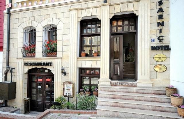 Hotel Sarnic (Ottoman Mansion)