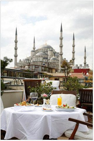 Azade Hotel in Istanbul