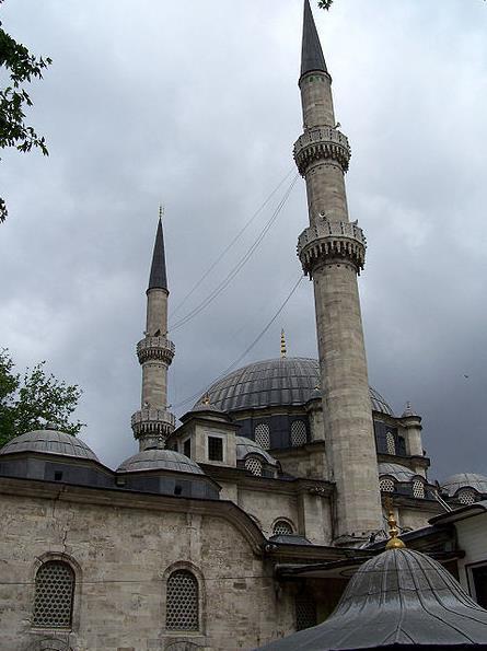 جامع السلطان ايوب مسجد عثماني قديم