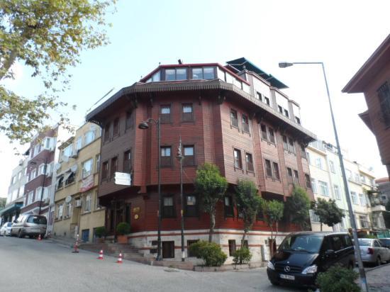 Dersaadet Hotel فندق شهر عسل اسطنبول