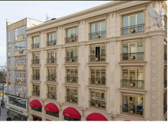 Eurostars Hotel Old City (Istanbul, Turkey) - Hotel Reviews ...