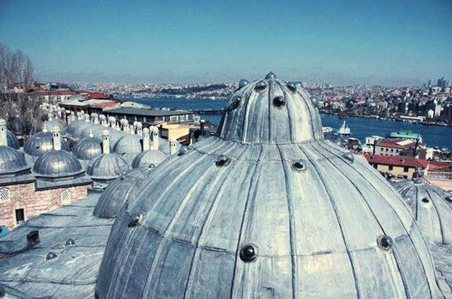suleymaniye hamam turkish bath istanbul pic-11