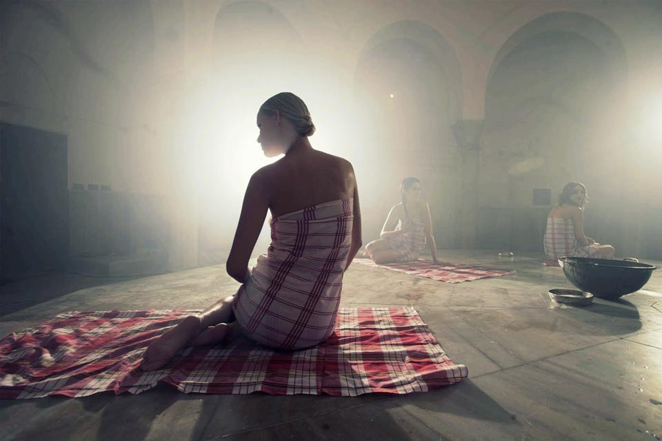 The Refreshing Turkish Bath Treatment