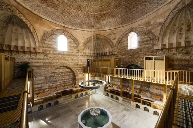 Kilic Ali Pasa Hamami turkish bath pic-3