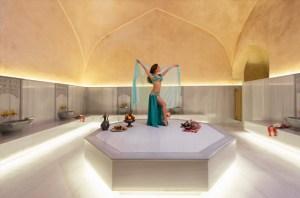 tarihi cesme hamam bath istanbul