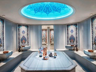 Afiya Spa Turkish Bath Ajwa Hotel Istanbul Luxury Spa