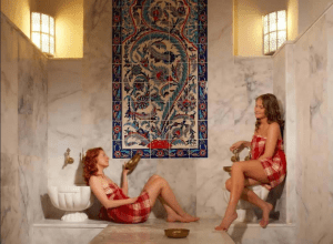 What to wear in a Turkish hammam