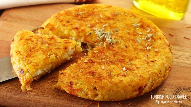 Turkish Potato Kunafa