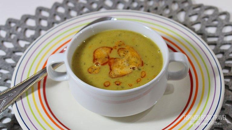 "Turkish Lentil Soup ""Mercimek Corbasi"""