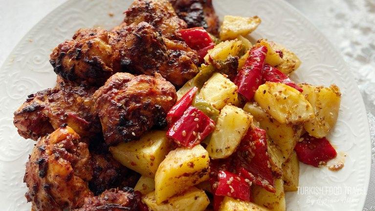 Turkish Delight Chicken