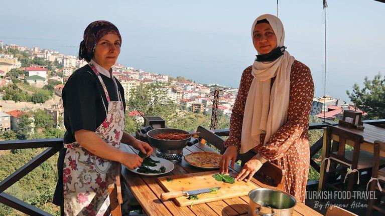 Turkish Rolled Kale /Collard Green Recipe (Vegan)