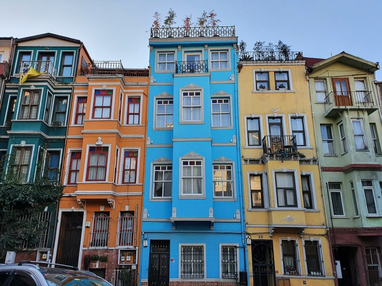 Istanbul Balat Guide From Local