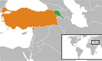 Türkiye Ermenistan ile arasına duvar örmeyecek