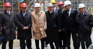 Köln kentinde temaslarda bulunan İstanbul Büyükşehir Belediye Başkanı Kadir Topbaş, DİTİB Leverkusen Mimar Sinan Cami ile DİTİB Merkez Cami inşaatını ziyaret etti. Kadir Topbaş, ''Geçmişte beyin göçü veren Türkiye, artık beyin göçü alıyor'' dedi.