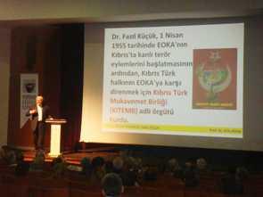 Dr. Fazıl Küçük Konferansı
