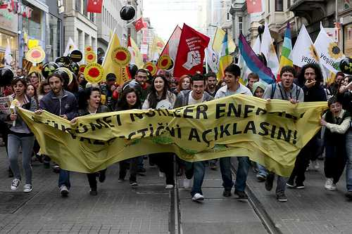 Copyright All rights reserved by greenpeace turkey