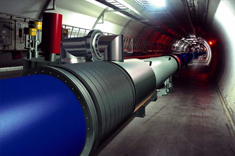 CERN Tüneli