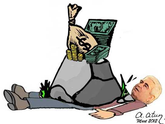 Rumlar Borç Para Altında Eziliyor by Ata ATUN