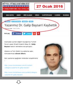 Galip Baysan