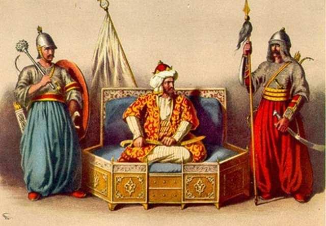 Osmanlı kuruluş
