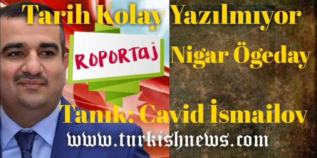 """Tarih Kolay Yazılmıyor """"Azerbaycan"""""""