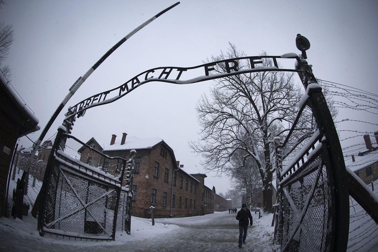 Nazi'lerin toplama kampı, Auschwitz, Birkenau, Polonya