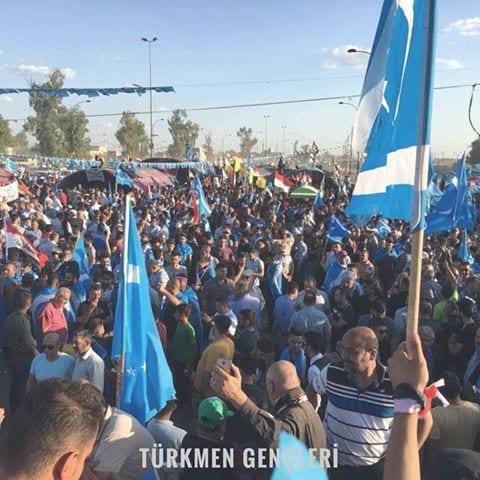 Türkmen gençleri, ırak türkmenleri kerkük