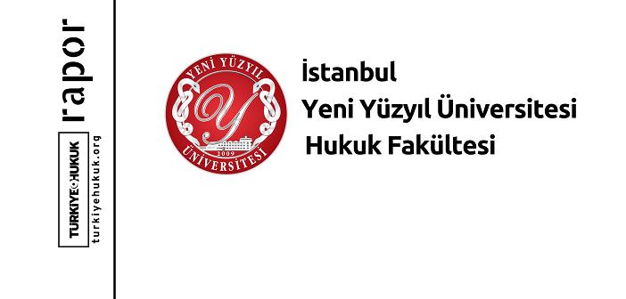 Istanbul Yeni Yuzyil Universitesi Hukuk Fakultesi Turkiye