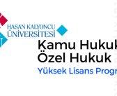 Hasan Kalyoncu Üniversitesi Hukuk Yüksek Lisans Başvuru Şartları