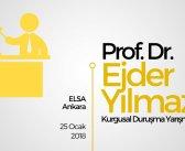 Prof. Dr. Ejder Yılmaz Kurgusal Duruşma Yarışması