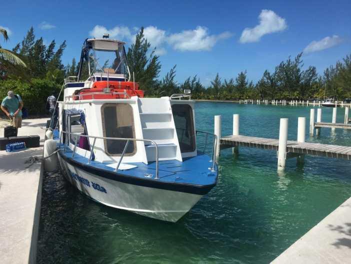 Ferry Boat North Caicos