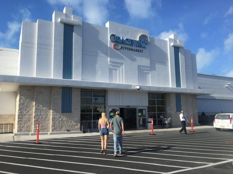 Graceway Supermarket Turks and Caicos