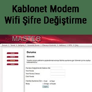 Kablonet modem