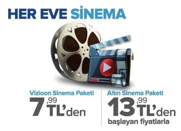 kablo tv her eve sinema kampanyası