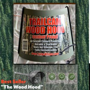 Turks N Tines - Wood Hood Trail Camera Protection