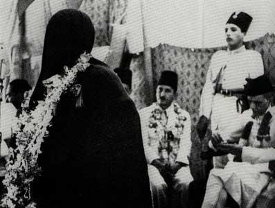 Amjadi Begum, Wife of Mohammed Ali Jauhar